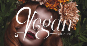 100% přírodní barvení Salerm Biokera VEGAN