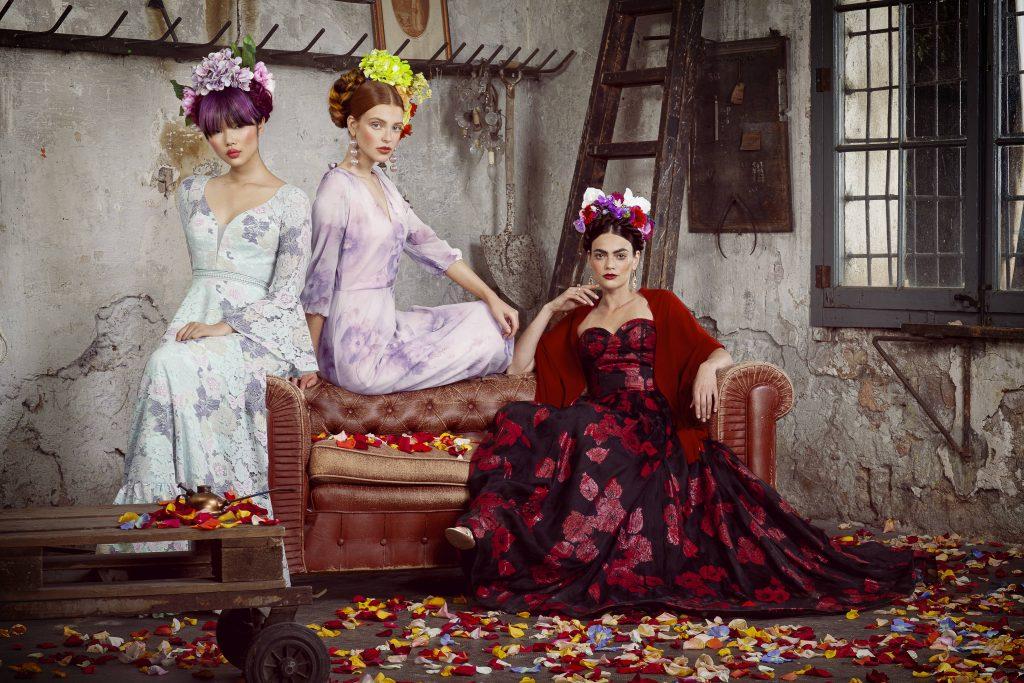 Kalendář Salerm Cosmetics 2020: FRIDA KAHLO