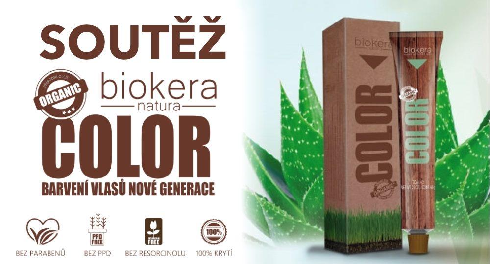 Soutěž Salerm Biokera Natura