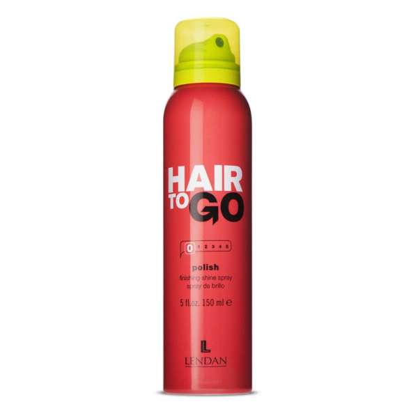 Lendan Hair 2 Go Polish lesk na vlasy 150 ml