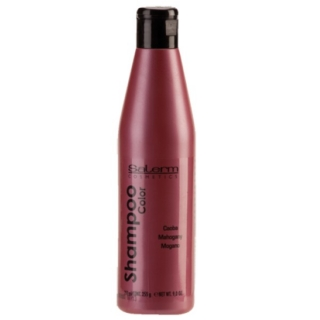 Salerm Color šampón mahagonový 250 ml